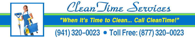 CleanTime Services - Customized Cleaning Services